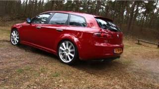 getlinkyoutube.com-Alfa Romeo 159 Sportwagon 3.2 JTS Q4 TI
