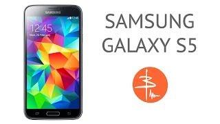 Samsung Galaxy S5 ( SGS5 ) - полный обзор и фишки