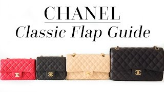 getlinkyoutube.com-THE ULTIMATE CHANEL CLASSIC FLAP GUIDE