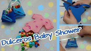 getlinkyoutube.com-Chuladas Creativas :: Dulceros para Baby Shower :: Ideas Baby :: Sammily