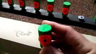 getlinkyoutube.com-Reactive Air-Gun Targets!