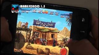 getlinkyoutube.com-MAME4DROID - GALAXY S II - 48 TOPGAMES
