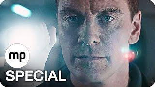 ALIEN COVENANT Extended Clip & Trailer German Deutsch