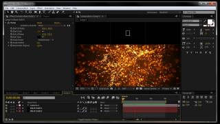 getlinkyoutube.com-After Effects Tutorial: Fire ember particles