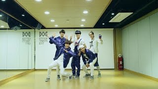 getlinkyoutube.com-B1A4 - O.K 안무 영상 (Dance Practice Video)