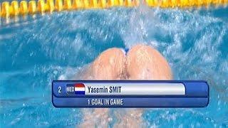 คลิปใต้น้ำ-Waterpolo Spain vs Netherlands 2012