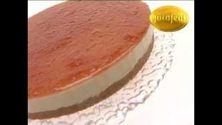 getlinkyoutube.com-طريقة عمل كيكة الجبن البارد │ تشيز كيك - وصفات حلويات نستله