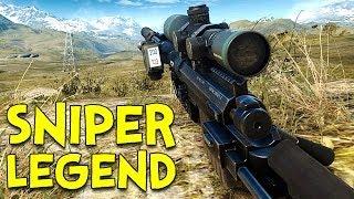 getlinkyoutube.com-SNIPER LEGEND! - Battlefield 4 (War Stories)