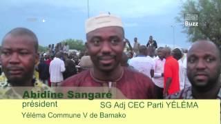 Abidine Sangaré salue l'exploit du Premier Ministre Moussa Mara
