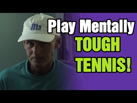 Tennis Lessons - Play Mentally Tough Tennis | Tom Avery Tennis 239.592.5920