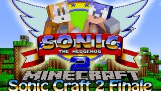 getlinkyoutube.com-Sonic Craft 2 Finale w/ KKcomics and Gizzy Gazza  - The long awaited I hate you