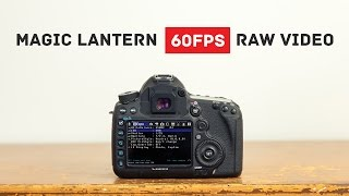 getlinkyoutube.com-Magic Lantern RAW 60fps Slow Motion Tutorial