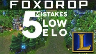 getlinkyoutube.com-5 Key Mistakes That Low Elo Players Make | League of Legends
