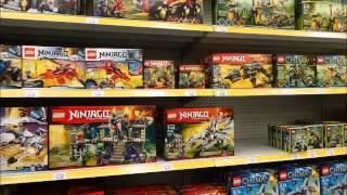 getlinkyoutube.com-Lego Ninjago 2015 Sets Toys R US