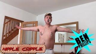 getlinkyoutube.com-Ben Phillips | Nipple Cripple!!! My nipple has fallen off!