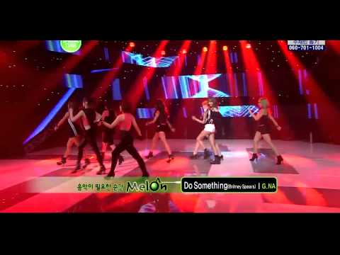 110807 | 4Minute &amp; BEAST &amp; G.NA - Dance Special @ Inkigayo