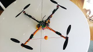 Building Arduino quadcopter 30 min flight time + code and schematics