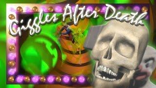 getlinkyoutube.com-Halloween Window Projection - Giggles After Death