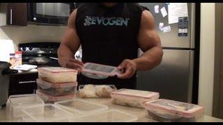 getlinkyoutube.com-How to Prepare Meals for Bodybuilding