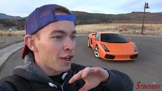 Lamborghini at age 26:  What I do for a living to afford a Lamborghini Gallardo.