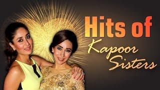 getlinkyoutube.com-Karishma And Kareena Kapoor [HD] Bollywood Songs - Super Hits of The Kapoor Sisters -