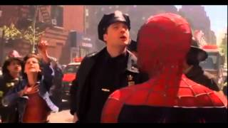 getlinkyoutube.com-Spider-man 1 (2002) - Spider-Man VS Green Goblin (Second Fight)