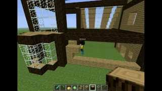getlinkyoutube.com-Minecraft construction d'une ville de A a Z Episode 1