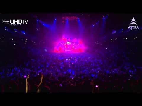 Linkin Park 4K O2 World Berlin Samsung UHD - Castle Of Glass