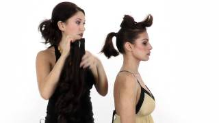 "23"" wrap around pony by hairdo 