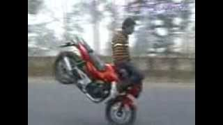 Dil Na Lage Stunt Video by Javed From Saharanpur