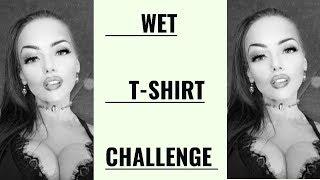 Wet T-Shirt Challenge width=