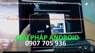 getlinkyoutube.com-Fix lg g3 F460 boot loop lg logo no recovery,no download mode - 1