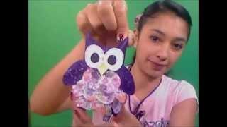 getlinkyoutube.com-buhos reciclados (: chiquichispas