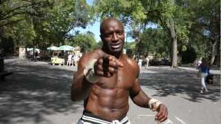 getlinkyoutube.com-Amongst the best gymnast backflips - Powerhouse Backflips in Central Park - New York City