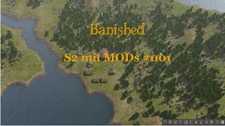 getlinkyoutube.com-Banished S2 mit MODs #001 [GERMAN GAMEPLAY]