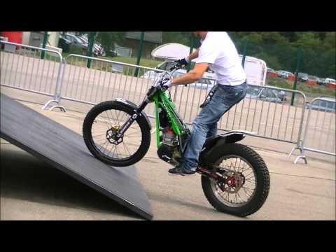 Trial Bike Freestyle