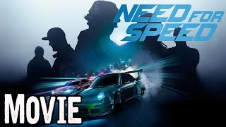 Need for Speed 2015 All Cutscenes (Game Movie) - Main Campaign