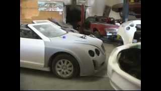 getlinkyoutube.com-Bentley replica