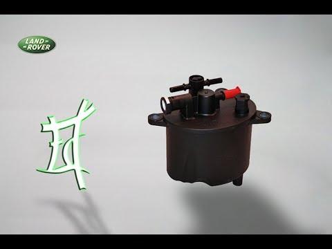 Замена топливного фильтра Фрилендер 2