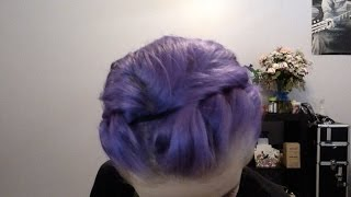getlinkyoutube.com-Easy Grown Out Pixie Hairstyle