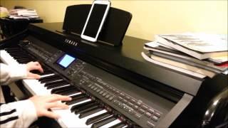 getlinkyoutube.com-Naruto and Hinata Piano Version Ost 40 (The Last Naruto The Movie)