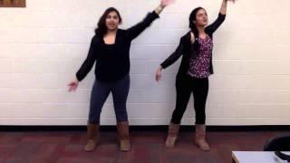 getlinkyoutube.com-Chittiyaan Kalaiyaan Easy Dance Steps!