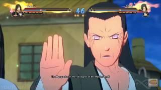 getlinkyoutube.com-Naruto Shippuden:  Storm Storm 4-Kakashi,Shisui Uchiha Perfect Susanoo Awakening Gameplay