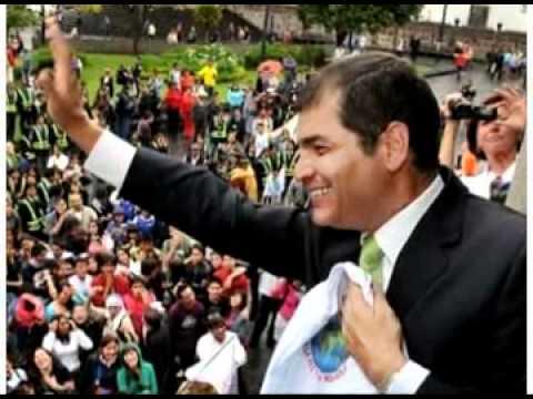 Municipio de Calvas | Invitación a Provincia de Loja para visita Presidente Correa
