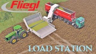 getlinkyoutube.com-Farming Simulator 15 Presentazione Fliegl Load Station