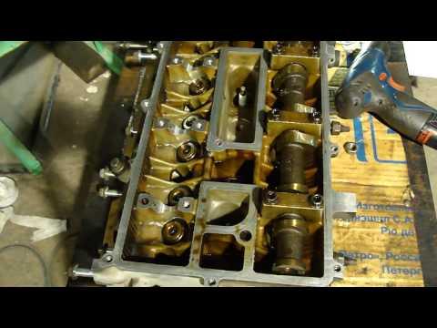 Где в JAC С5 сальники клапанов