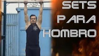 Sets para Hombro │Barras México Street Workout│