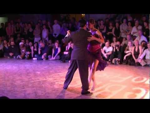demo 2 Roxana Suarez & Sebastian Achaval Concert Noble Brussels Tango Festival 2012