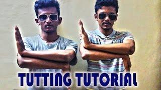 getlinkyoutube.com-Basic Tutting Combo || Step by Step Tutorial