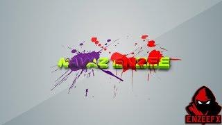 getlinkyoutube.com-Intro Templates - Paint Splatter Intro